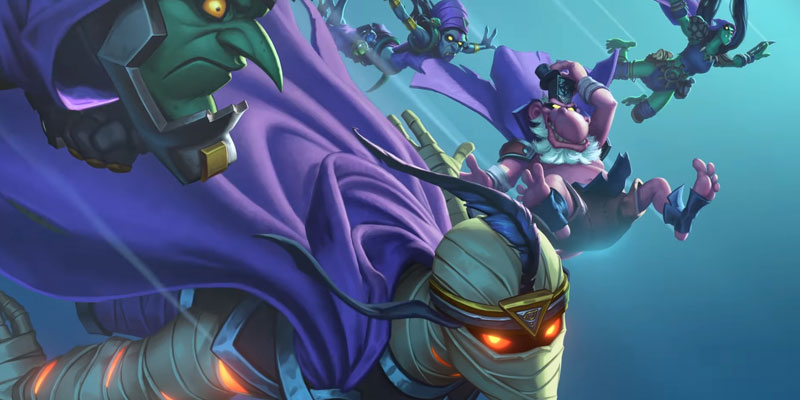 The Great Dalaran Heist Tuning Update - Bosses Nerfed & Buffed, Player Deck Changes