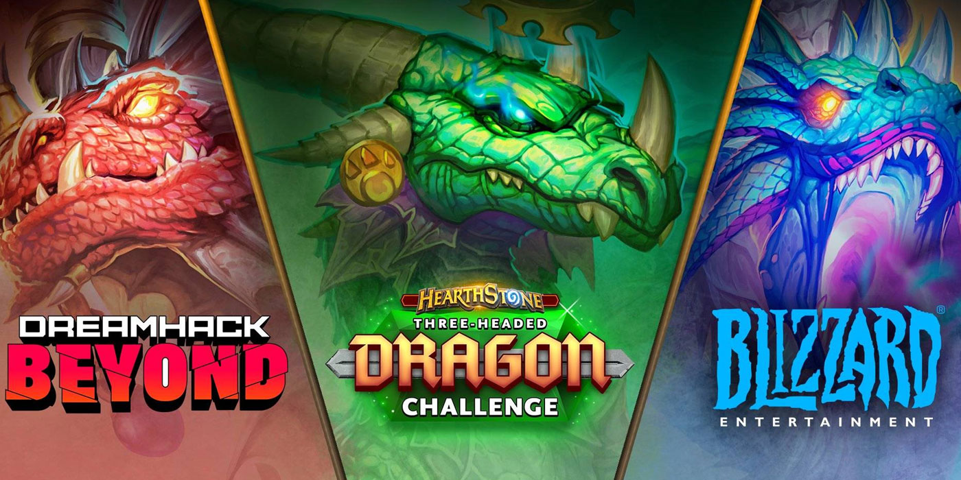 DreamHack Beyond's Triple Hearthstone Tournament Finals Are Here - Details Within!