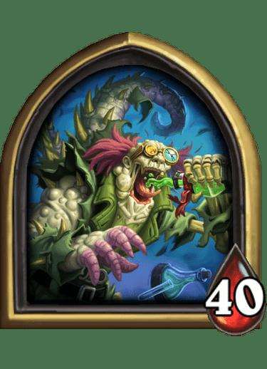 Professor Putricide Card Image