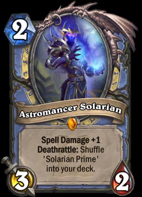 Astromancer Solarian Card Image