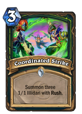 Coordinated Strike Card Image