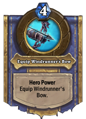 Equip Windrunner's Bow Card Image