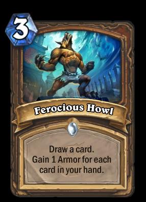 Ferocious Howl Card Image