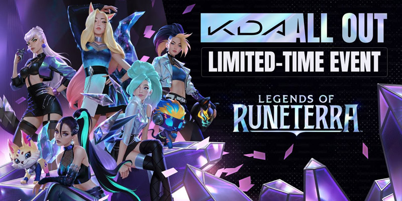 K/DA All Out Event - New Cards, Event Pass, Quests, Boards, and More!