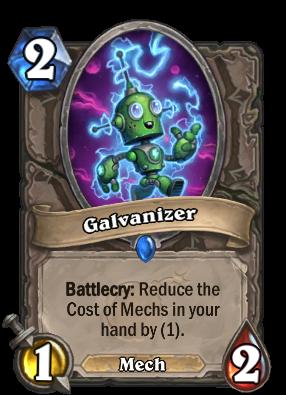 Galvanizer Card Image