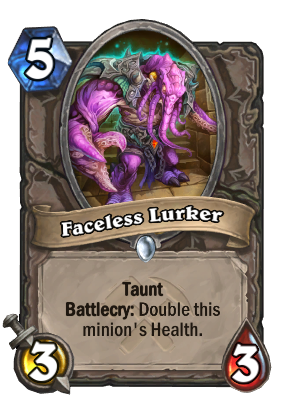Faceless Lurker Card Image
