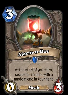 Alarm-o-Bot Card Image