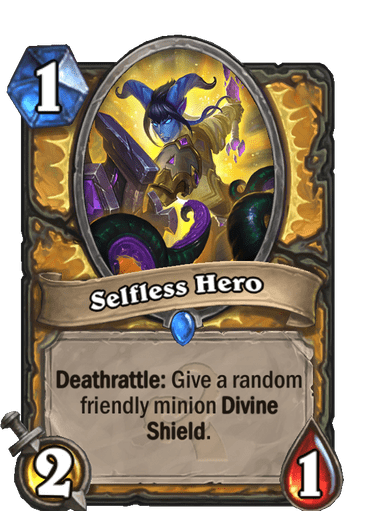 Selfless Hero Card Image