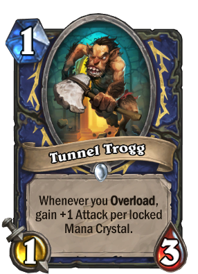 Tunnel Trogg Card Image