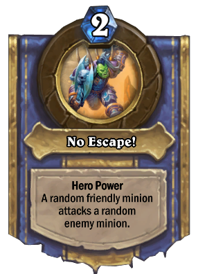 No Escape! Card Image