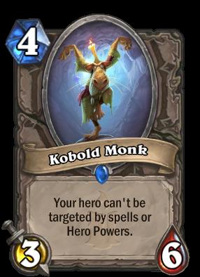 Kobold Monk Card Image