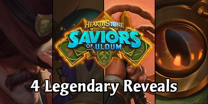 4 Legendary Card Reveals on July 18 at San Diego Comic-Con
