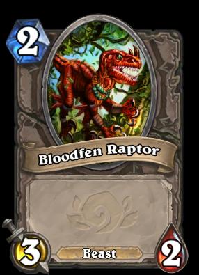 Bloodfen Raptor Card Image