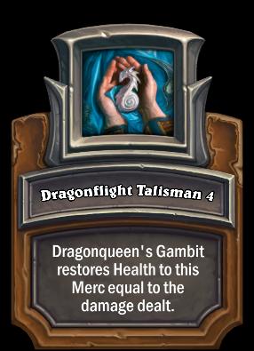 Dragonflight Talisman 4 Card Image