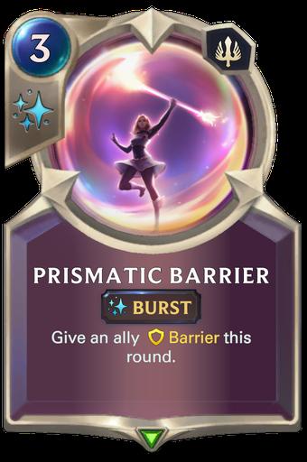 Prismatic Barrier Card Image