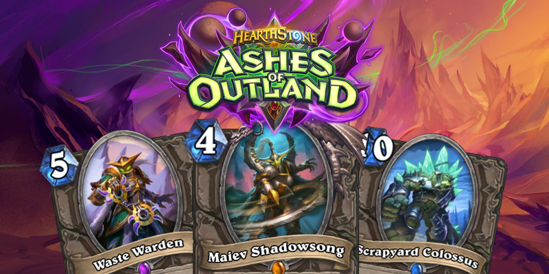 Our Thoughts on Hearthstone's Ashes of Outland Neutral Cards (Part 3)