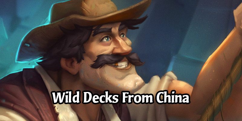 The Hearthstone Meta From the East - Checking Out China's Darkmoon Faire Wild Decks