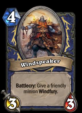 Windspeaker Card Image