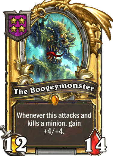 The Boogeymonster Card Image