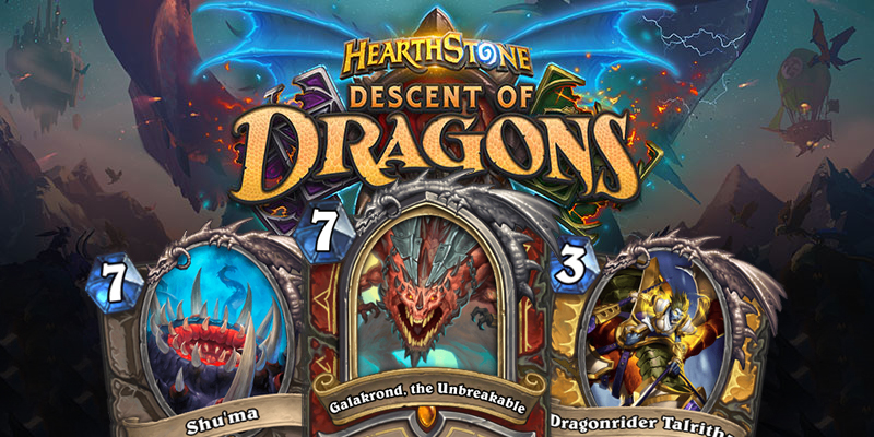 Out of Cards Reviews - Descent of Dragons Reveal Season #1