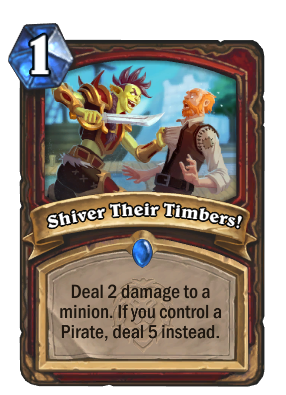 Shiver Their Timbers! Card Image