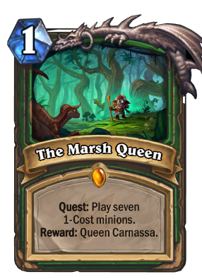 The Marsh Queen Card Image