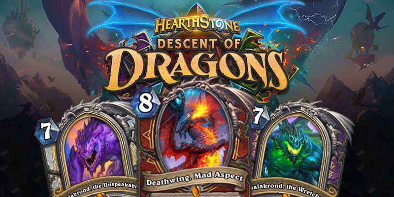 Out of Cards Reviews - Descent of Dragons Initial Reveal #5