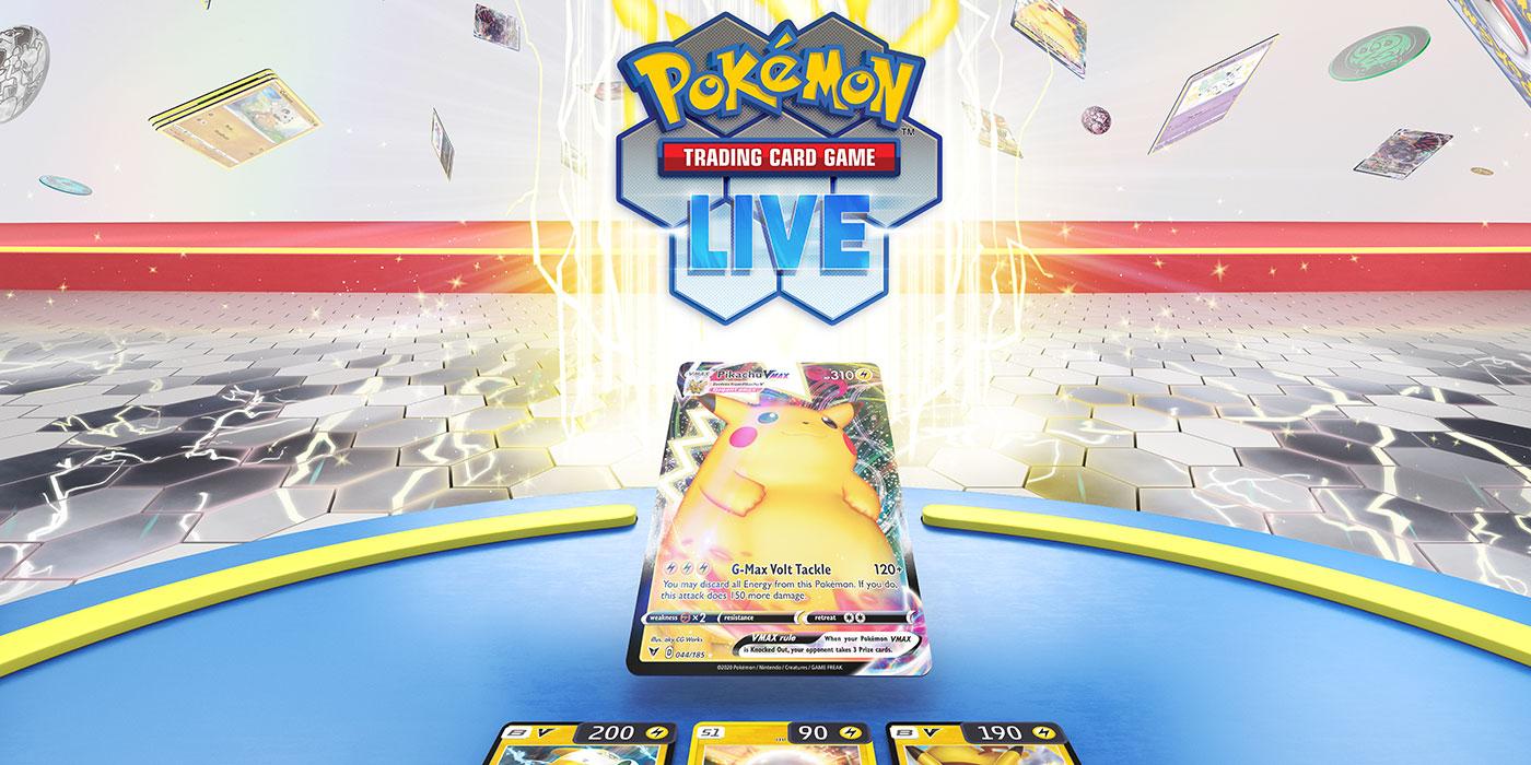 Pokemon TCG Online is Shutting Down, Relaunching Under New Game - Pokemon TCG Live