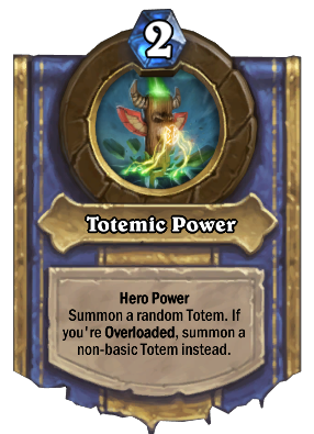 Totemic Power Card Image