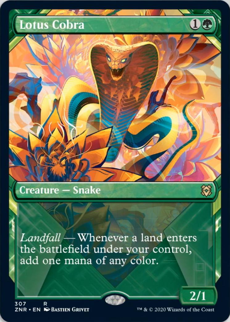 Lotus Cobra Card Image
