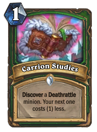 Carrion Studies Card Image