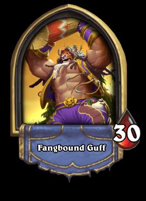 Fangbound Guff Card Image