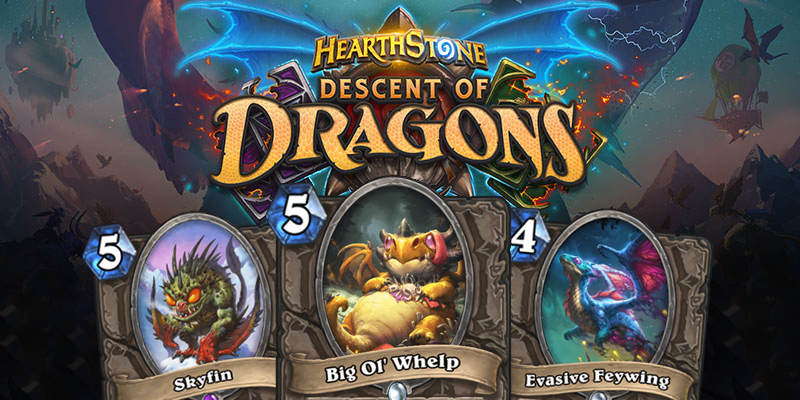 Out of Cards Reviews - Descent of Dragons Final Reveal #1