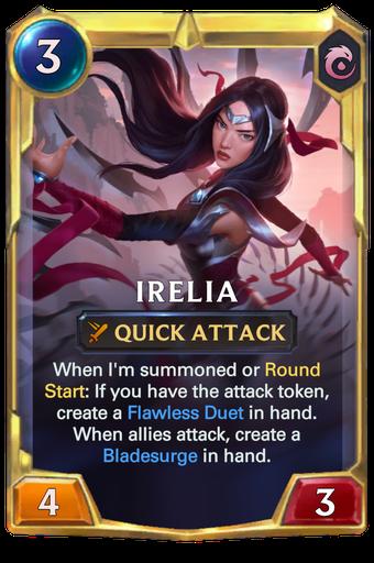 Irelia Card Image