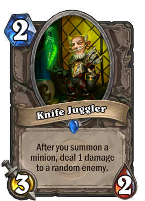 Knife Juggler Card Image