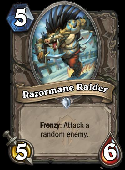 Razormane Raider Card Image