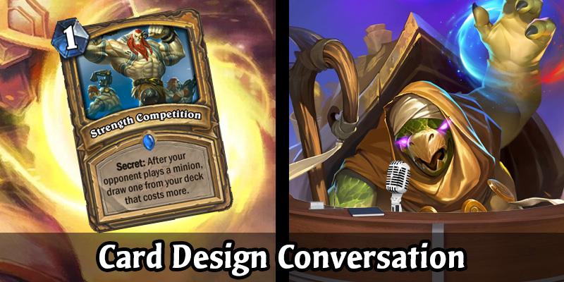 Card Design Conversation - Vogue Prose