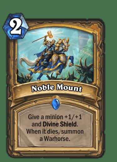 Noble Mount Card Image