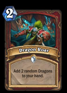 Dragon Roar Card Image