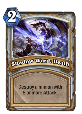 Shadow Word: Death Card Image