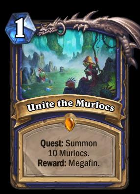 Unite the Murlocs Card Image