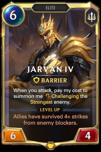 Jarvan IV Card Image