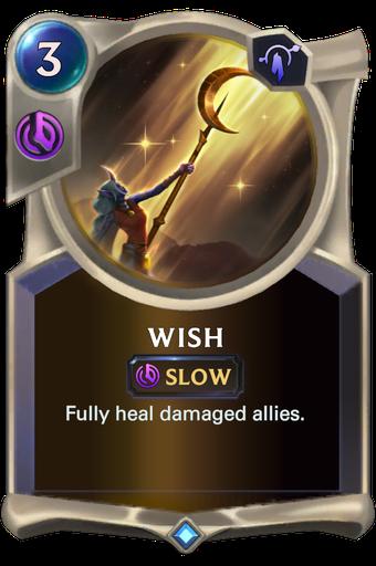 Wish Card Image