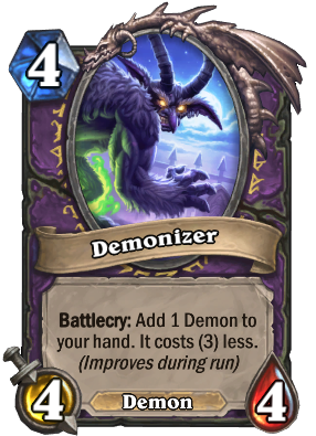 Demonizer Card Image