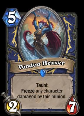 Voodoo Hexxer Card Image