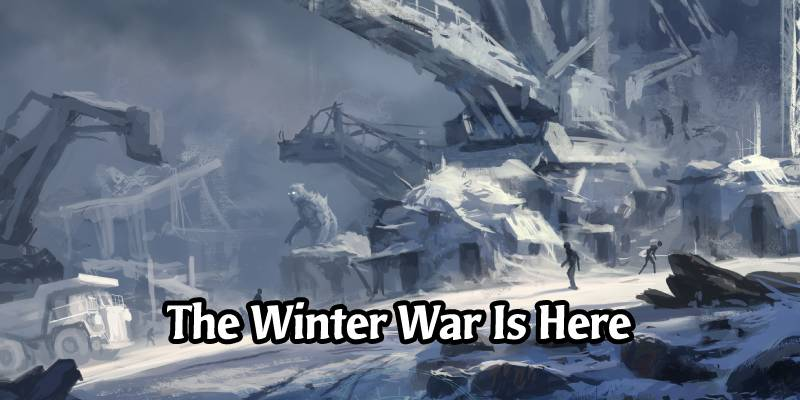 Mythgard's The Winter War Launches This Afternoon, Servers Down For 3 Hours