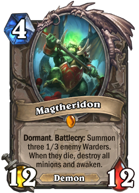 Magtheridon Card Image