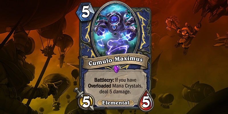 Card Reveals - Cumulo-Maximus & Zzeraku the Warped