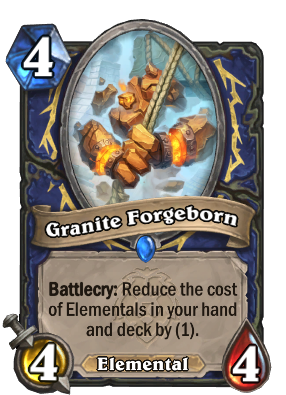 Granite Forgeborn Card Image
