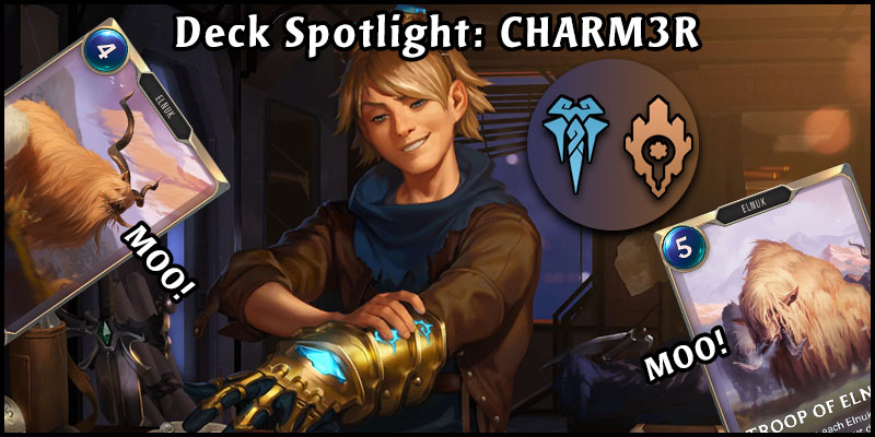 "Ezreal and a Herd of Elnuks Obliterate Your Foes in CHARM3R's Amazingly Fun Version of ""Eznuks"""